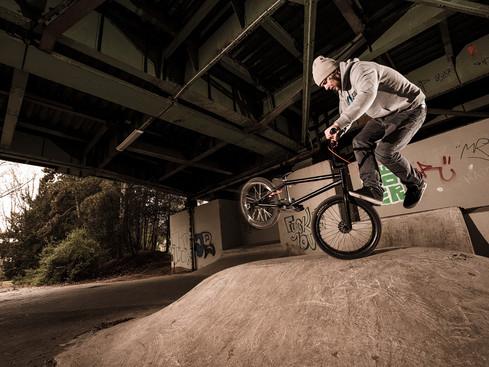 Footjam Nosepick Tailwhip Köln BMX