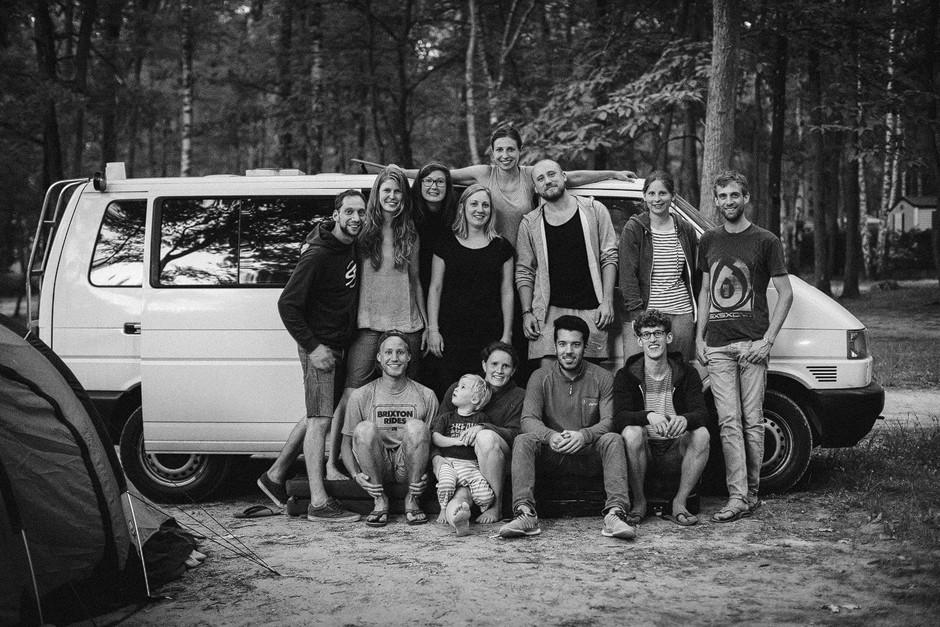 Eins ist sicher: Wir kommen wieder - ob im kleinen oder großen Team, im Sommer oder im Winter, mit Übernachtung im Zelt, Bus oder in der Ferienwohnung. Die Wälder um Fontainebleau gehören mindestens zu den schönsten Orten der Welt. Sie sind aber auf jeden Fall ein Ort für die besten Momente!
