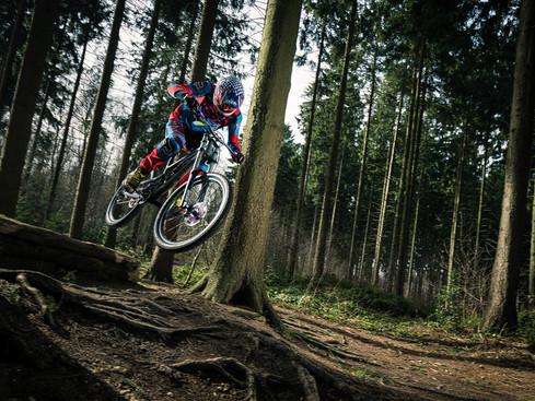 Bikepark Aachen Downhill