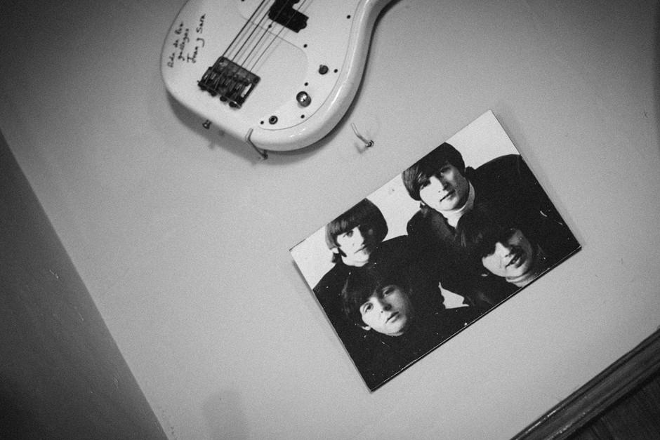 Der Soundtrack des Trips - The Beatles.
