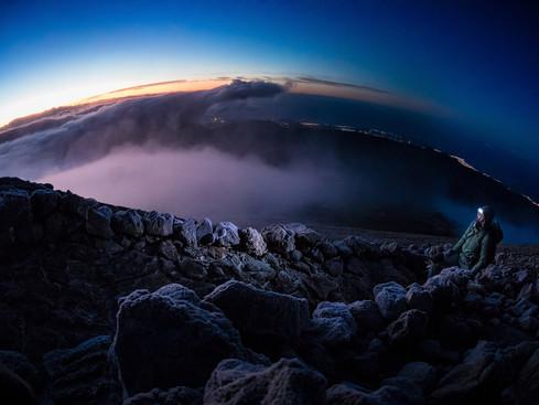 Über den Wolken: Sonnenaufgang am Pico del Teide