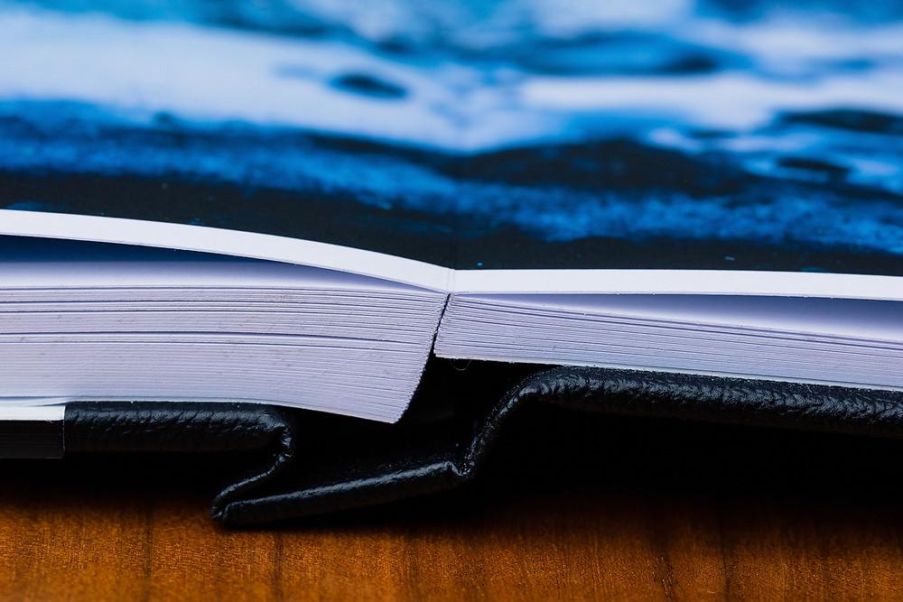 Layflat Bindung: Sall Digital Professional Line Fotobuch.