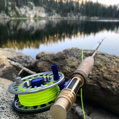 Backcountry Fly Fishing
