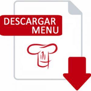 Descarga nuestro menú