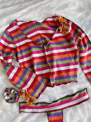 Coffee Shop Sweater Set