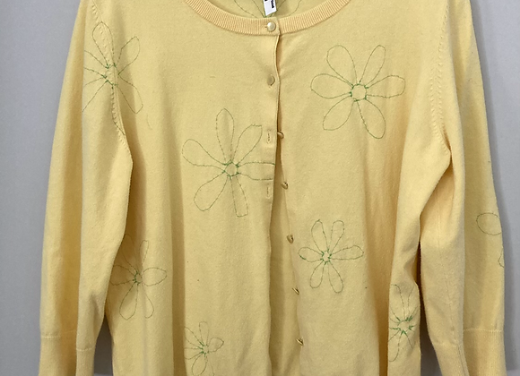 Sunny Embroidered Cardigan