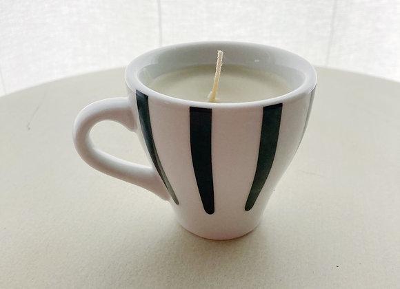 Tiny Teakwood Candle