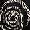 Thumbnail: Zebra Swirly Patch Sweatshirt