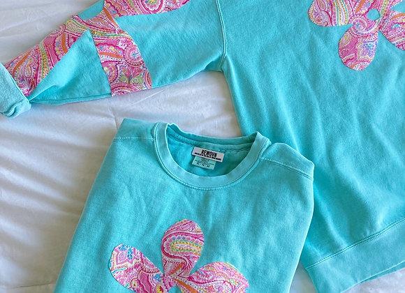Flower Patch Sweatshirt