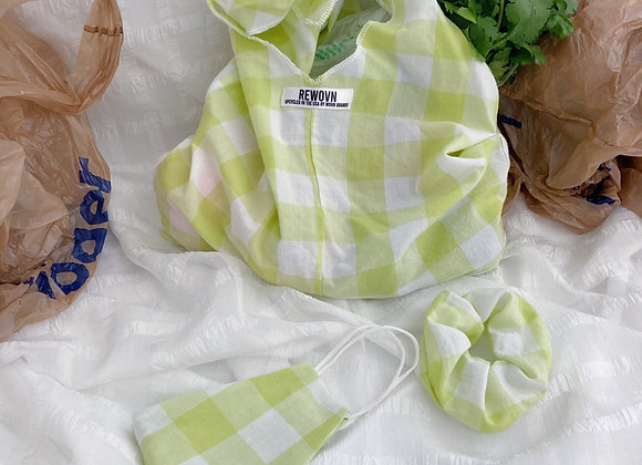 Celery Stalks Market Bag Set