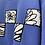 Thumbnail: Zebra Floral Patch Sweatshirt