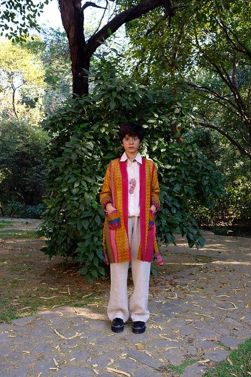 Earthy Kimono