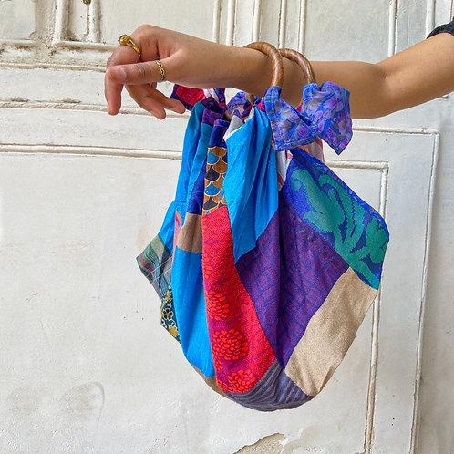 Zero Waste Scarf Bag