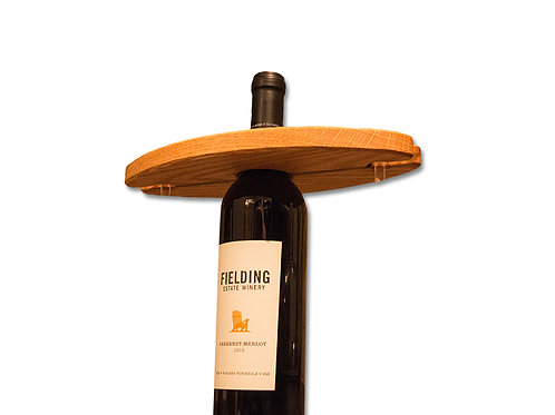 Wine & Glass Holder