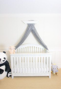 Crib and re-finishing