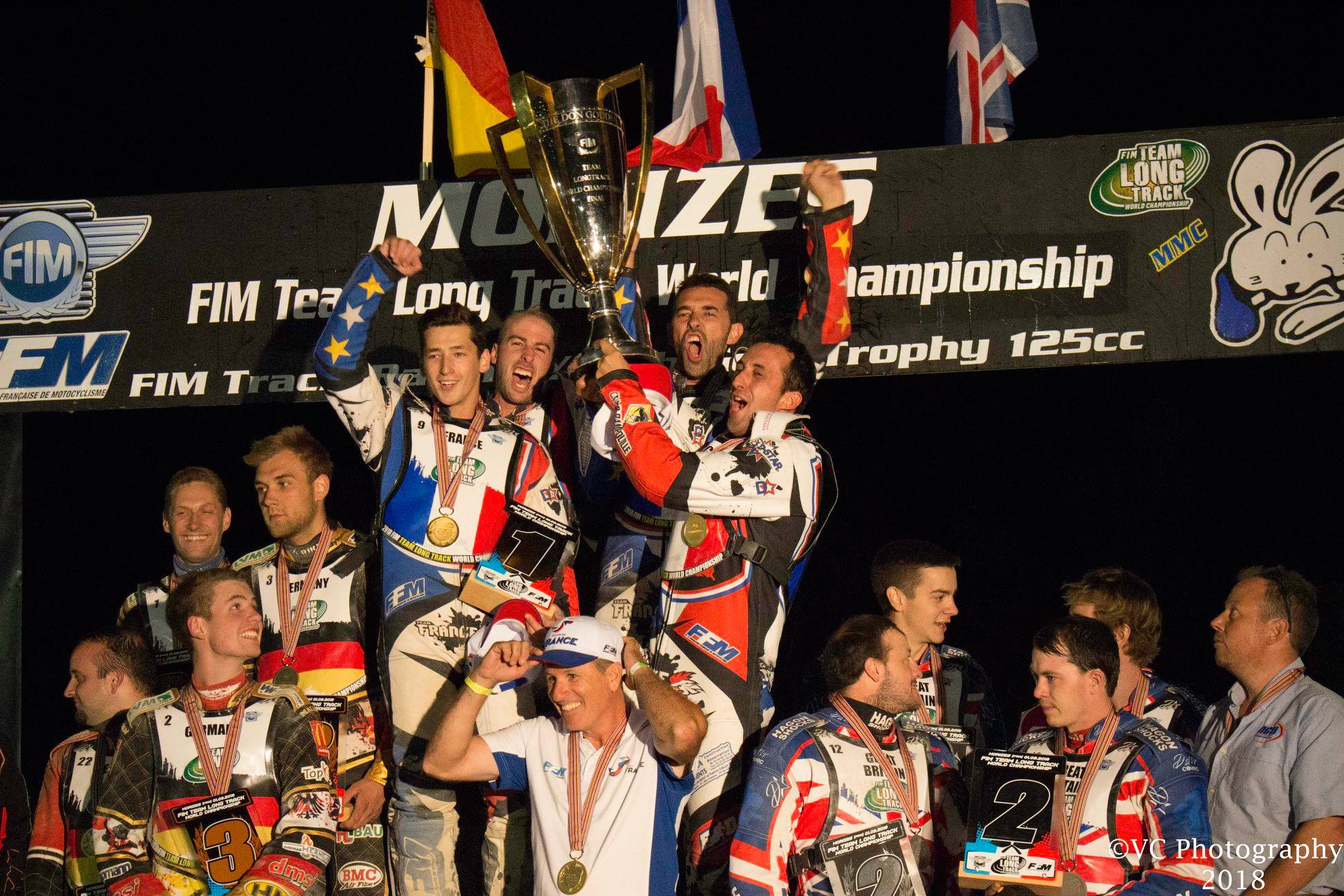 2018 LONGTRACK WORLD CHAMPION