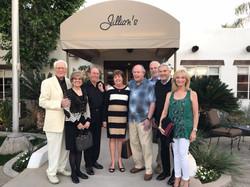Members at Jillians Thursday  Night