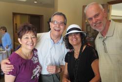 Irene Miller, Hank Phan, Audrey Schultz and Ron  Winkler.JPG