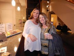 Jennifer Paige and Sandy  Gonzales