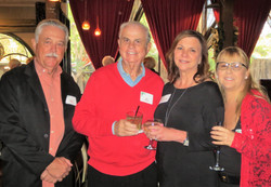 Jeff Paige, Al Rogers, Jennifer  Paige and Gerri Burt