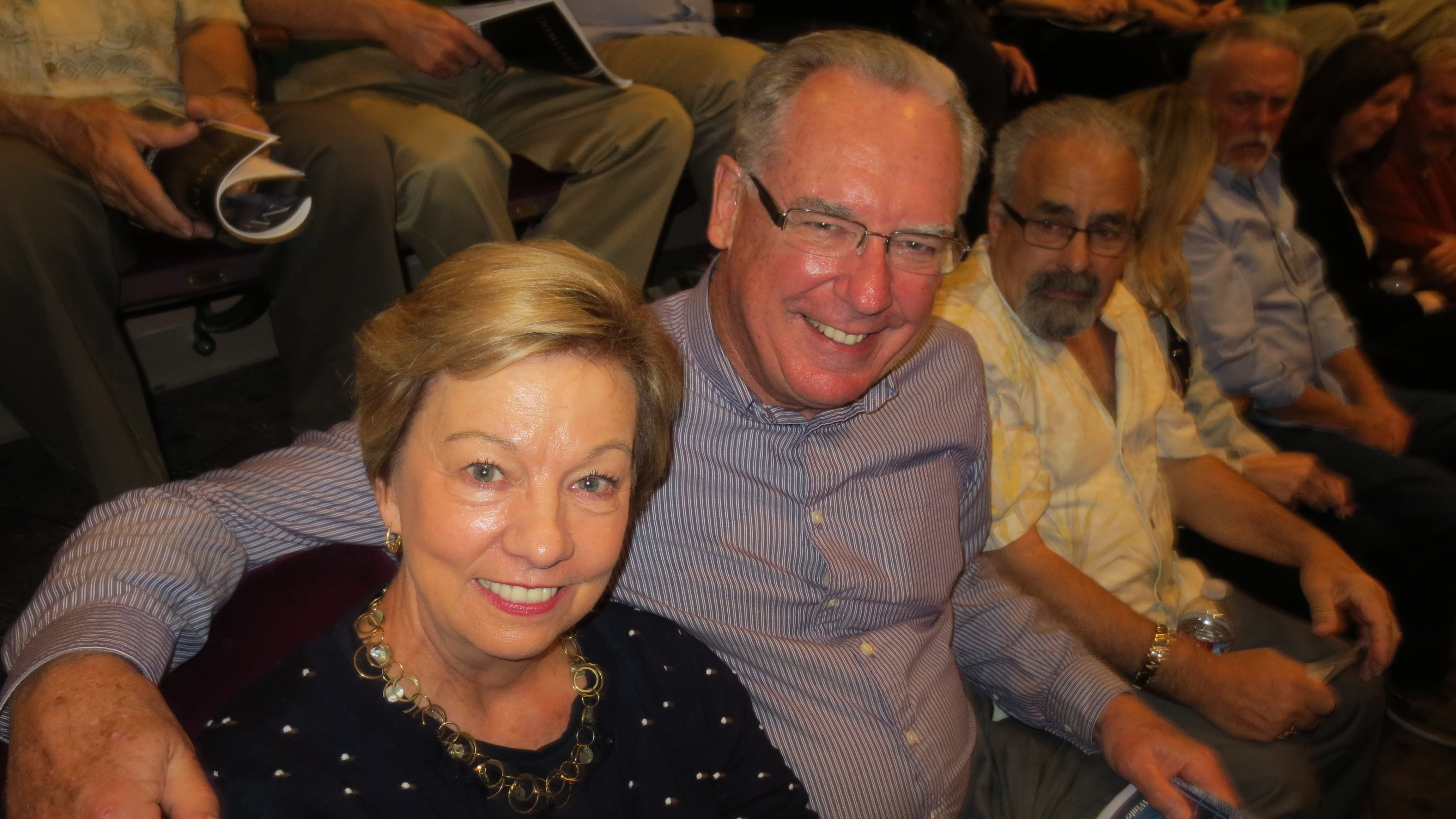 Mary Beth and Bill Mcgrath