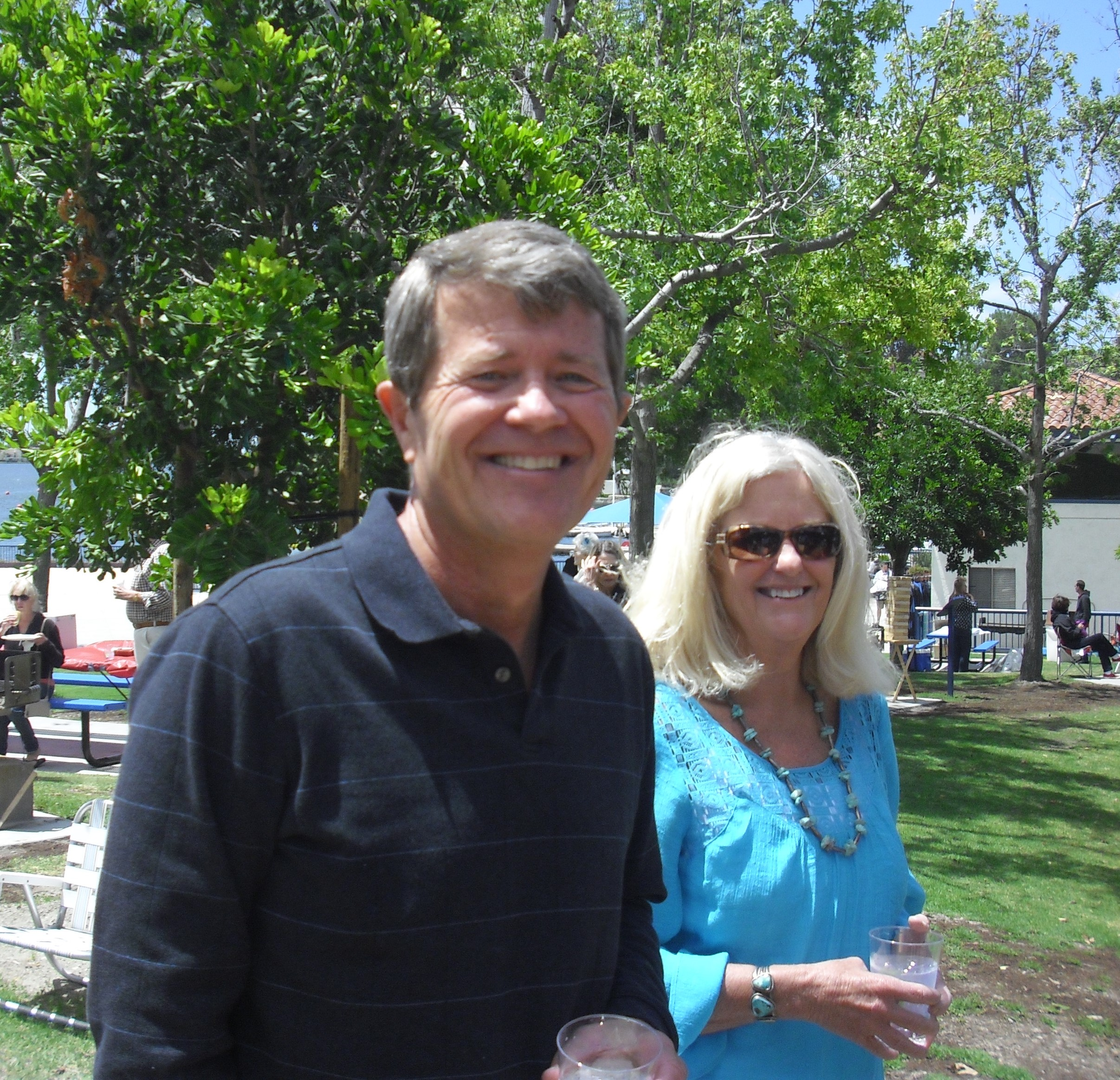 Mark and Cindy Seylar - Copy
