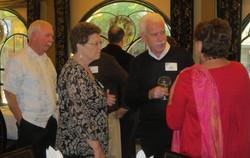 Ron Hudnel, Marilyn Willour, The Rhoads