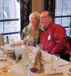 Carol Best and Larry McGrail