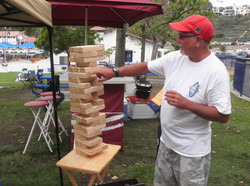 Larry McGrail demonstrating how to play Tumbling   Towers.jpg