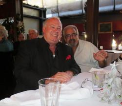 Wayne Burt and Vincent Caporusso
