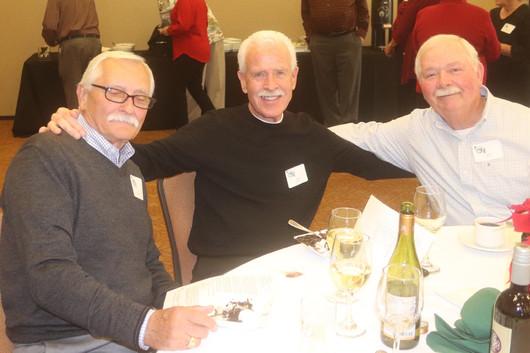 1 Don Gergovich, Ron Hudnall, Ron Rhoade