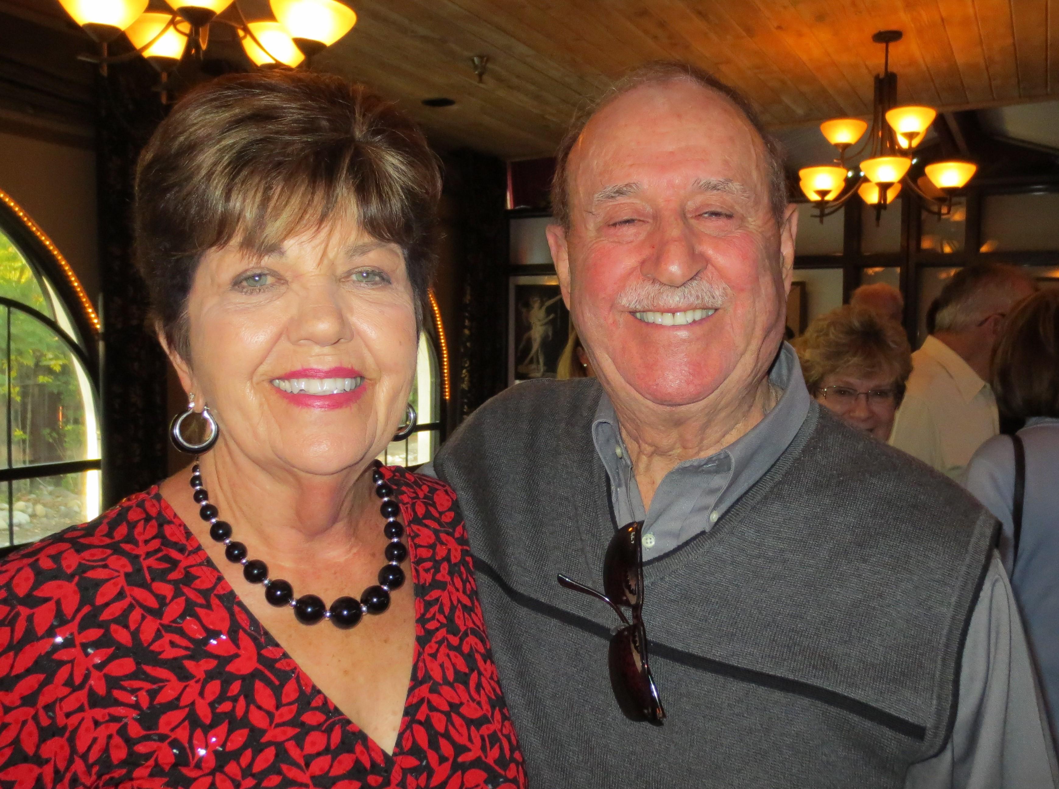 Veta and Tony Zarifis