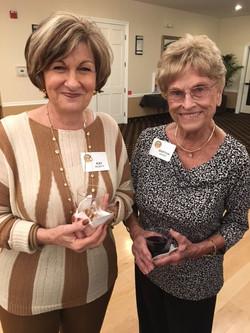 Kay Salzetti and Martha Shaver