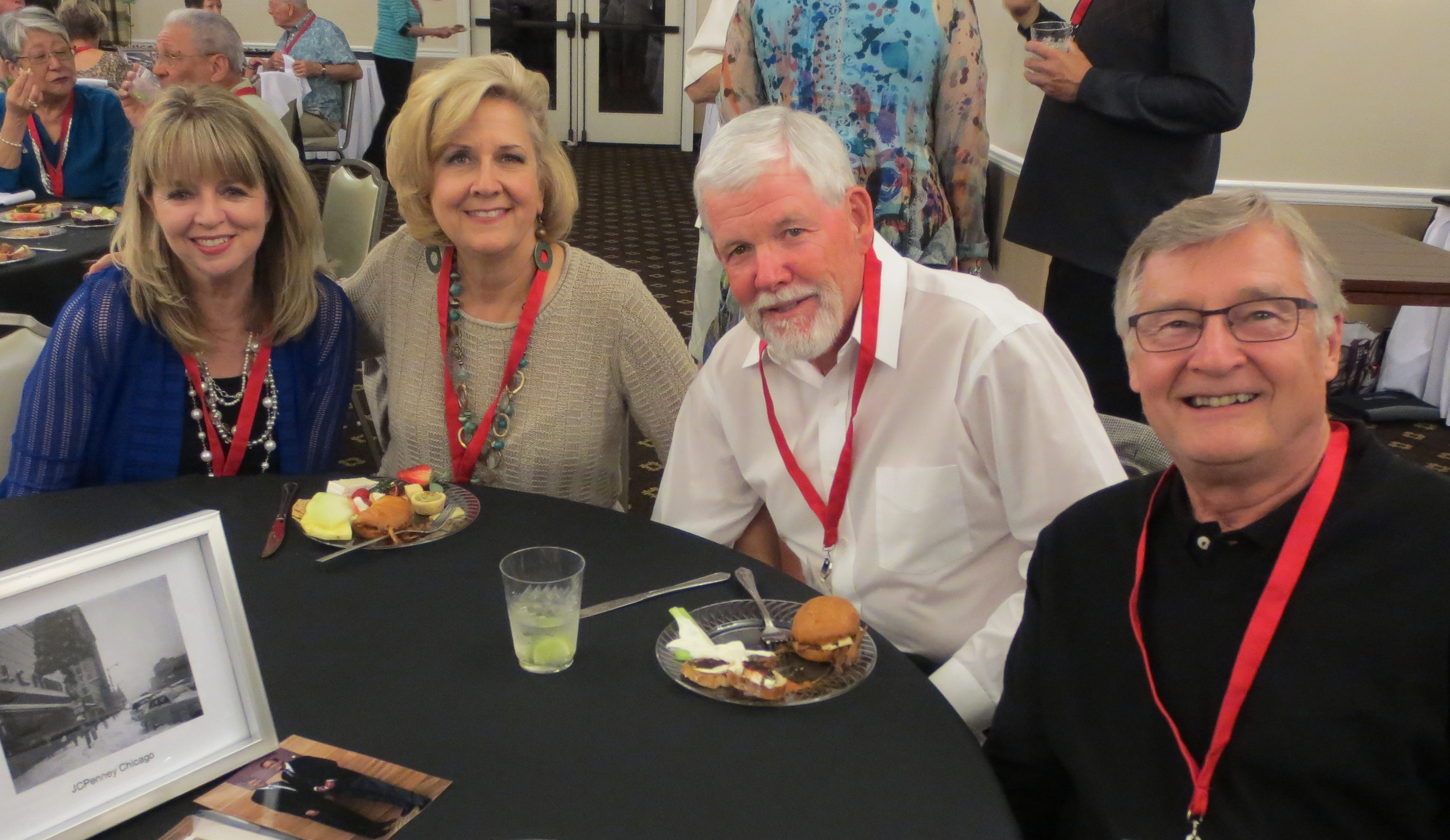 Cheryl Noble, Kathy Beard, Bob Beard and Larry Noble - Copy.JPG