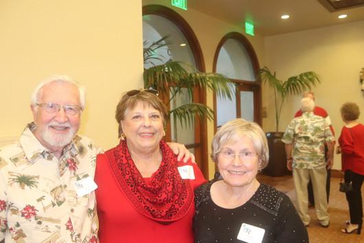 1 Ken Ellingboe, Marilyn Willour, Marsha