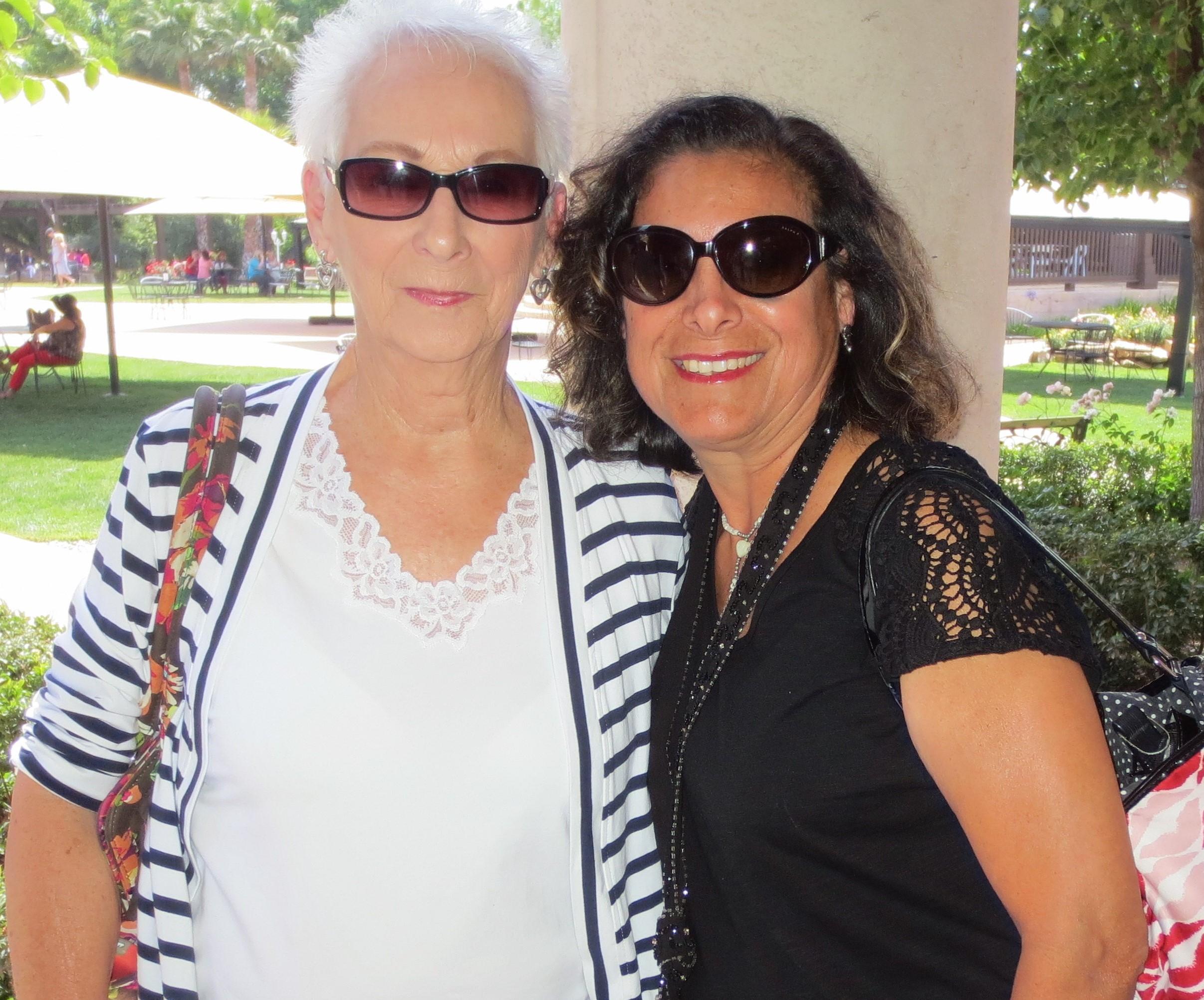 JoAnn Bowman and Audrey Schultz.JPG