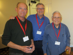 Keith Armbruster, Larry Noble amd Dick Scoville
