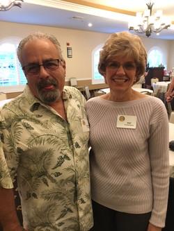 Vincent Caporusso and Pat  Fitzpatrick