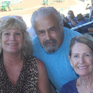 Wendy, Vince Caparusso, Sandy Gonzales.j