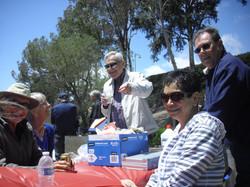 Frank and Maren Greytak, Stan Newton, and Lisa and Henry  Burt - Copy - Copy