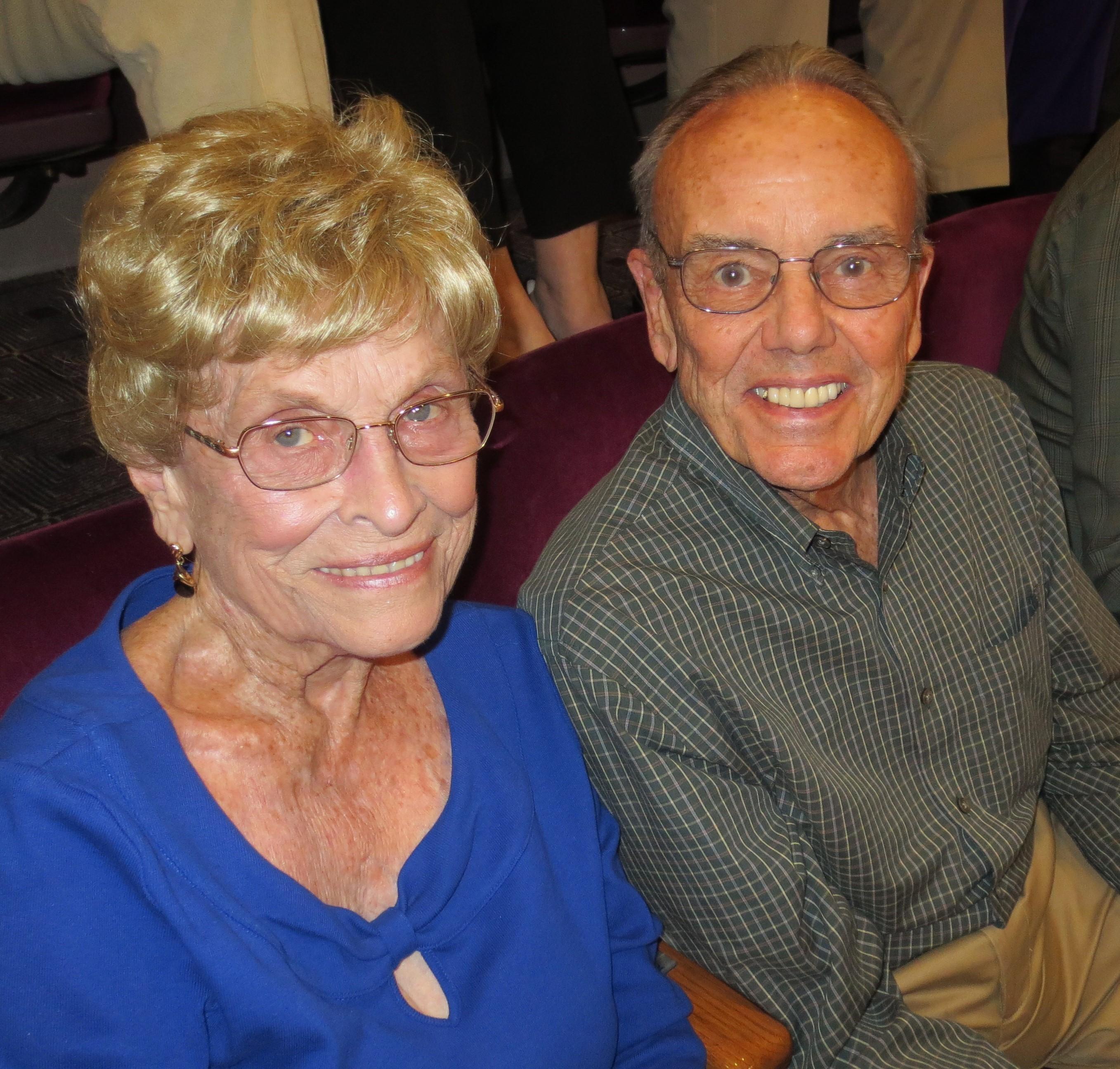 Martha and Bill Shaver
