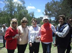 Cheryl Newton, Kay Salzetti, Sue Steele, Mo Rogers and  Veta Zarifis - Copy - Copy