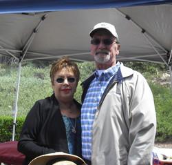 Debbie and Walt Parker - Copy - Copy