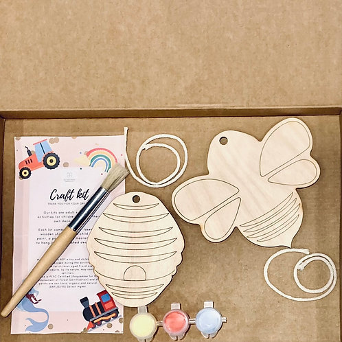 Bee & Hive Craft Kit