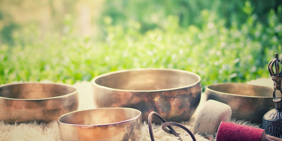 Summer Solstice Sound Bath + Tea & Meditation