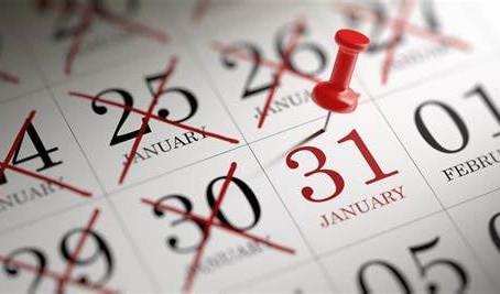 Self assessment tax return deadline