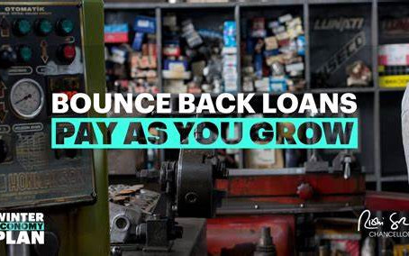 """How """"Pay As You Grow"""" can provide flexibility with Bounce Back Loan repayments due to start soon"""