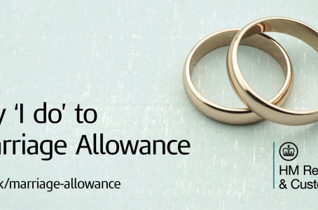 Taxpayers urged to check eligibility for the marriage allowance.