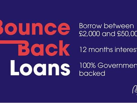 Bounce Back Loan