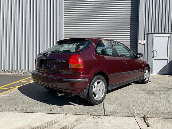 1996 Honda Civic VTi-S Hatchback